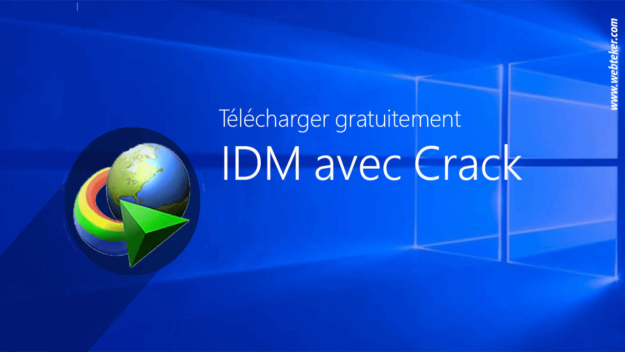 Télécharger IDM Crack Gratuit + Patch 2020 V.6.37 Build 14