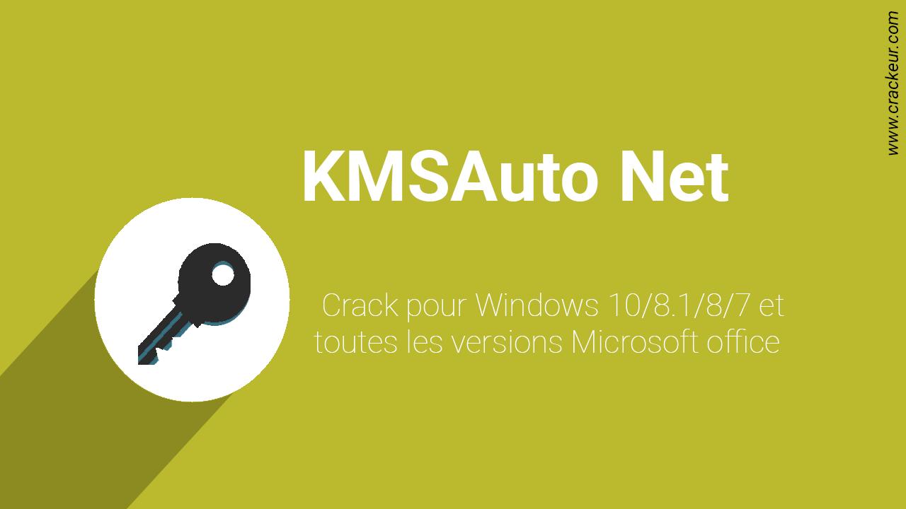 telecharger kms pour activer office 2016