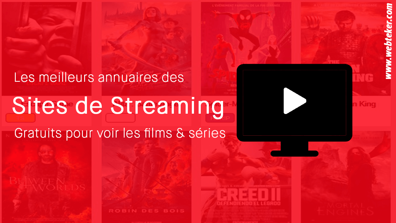 Top 10+ Sites de Streaming Gratuits 2020 Sans Inscription et Légale