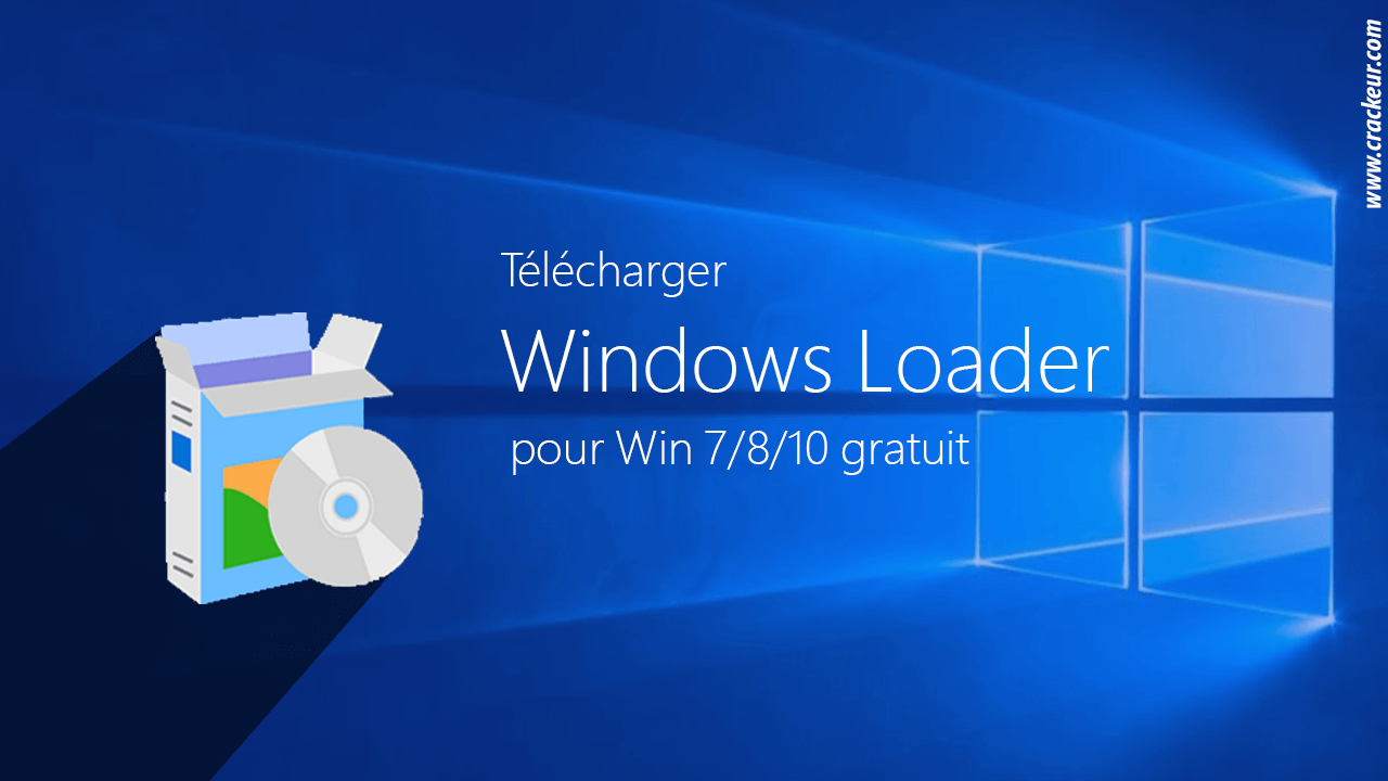 Télécharger Windows Loader by Daz - Activateur Pc Windows (32/64bits)