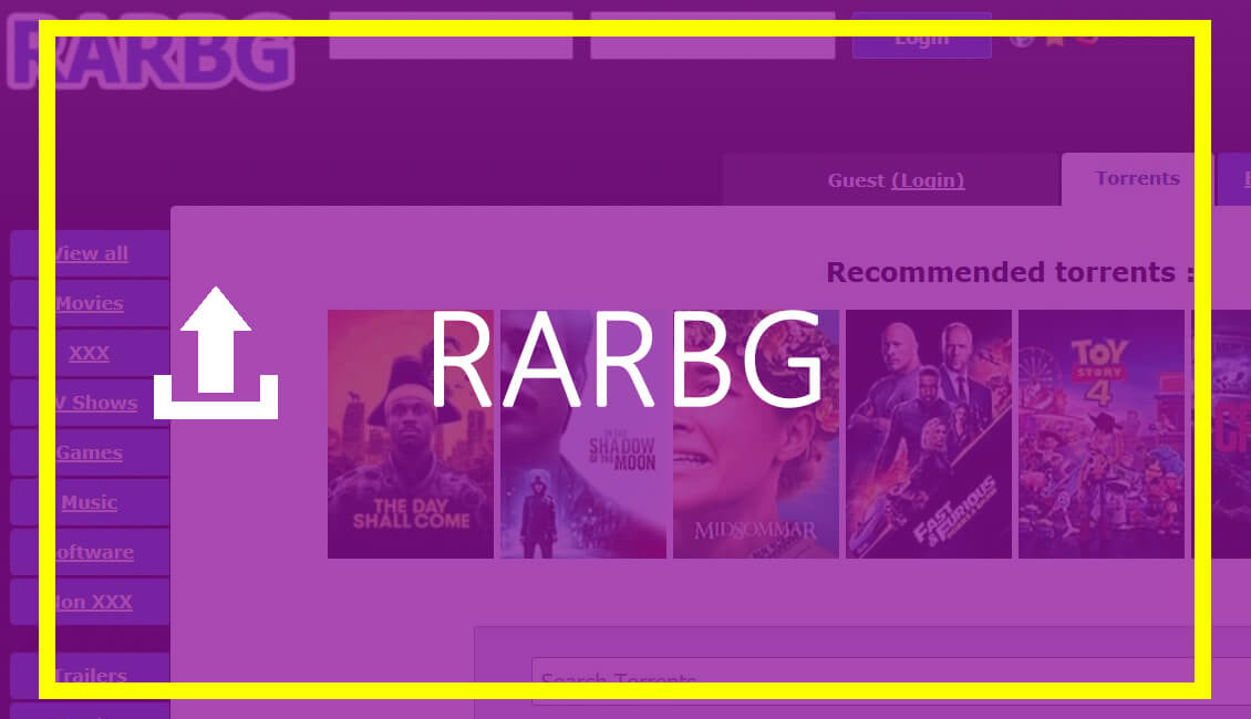 RARBG – Liste Des Sites Proxy, Miroir et Alternatives à RARBG